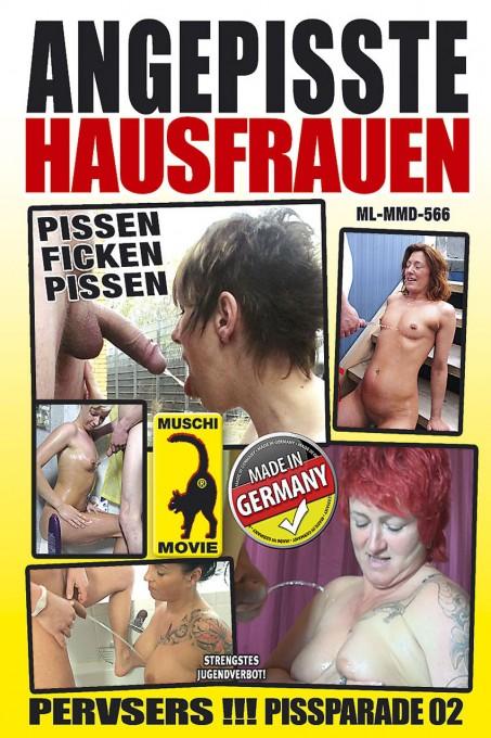 Angepisste Hausfrauen - Pissparade 02
