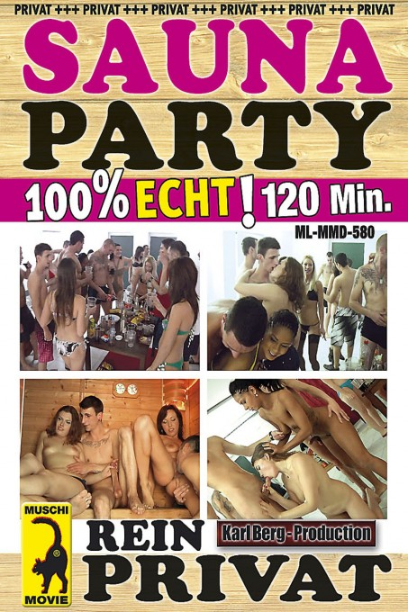Sauna-Party
