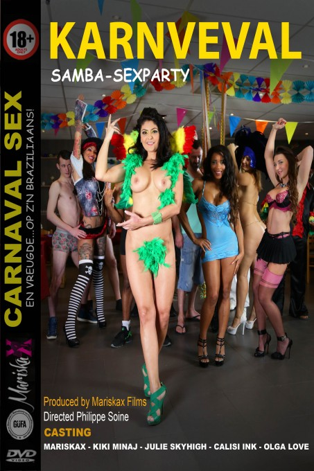 Karneval Samba Sexparty
