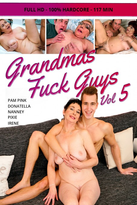 Grandmas Fuck Guys 5