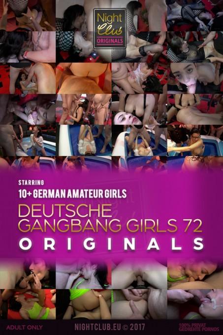 Deutsche Gangbang Girls 72 - Nightclub Amateur Series