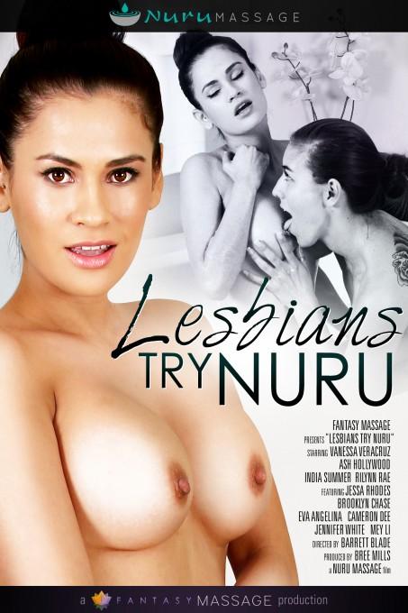 Lesbians Try Nuru