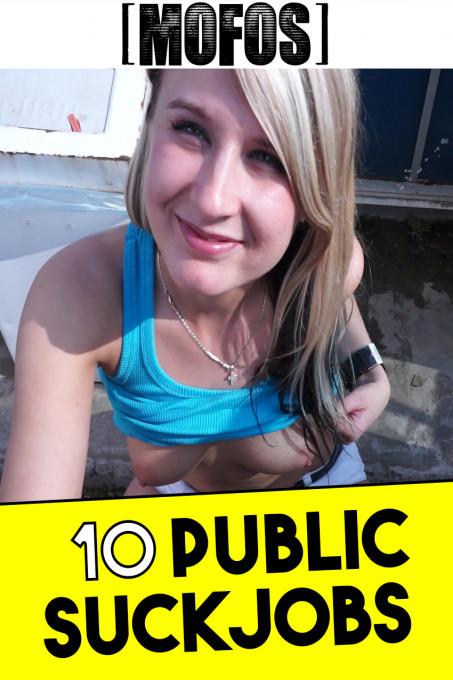 10 Public Suckjobs
