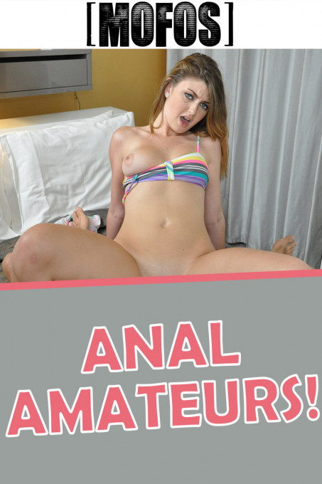 Anal Amateurs!