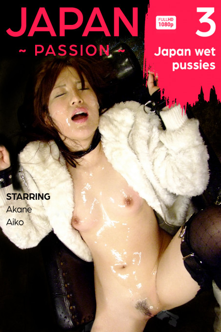 Japan Passion 3 - Japan wet pussies