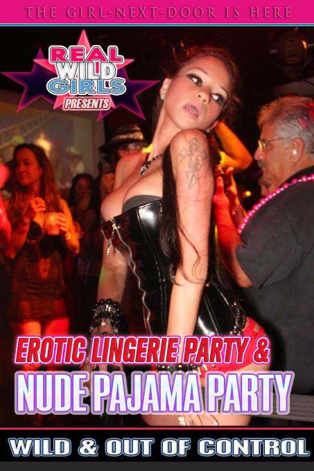 Nude Pimp N Hoe Party