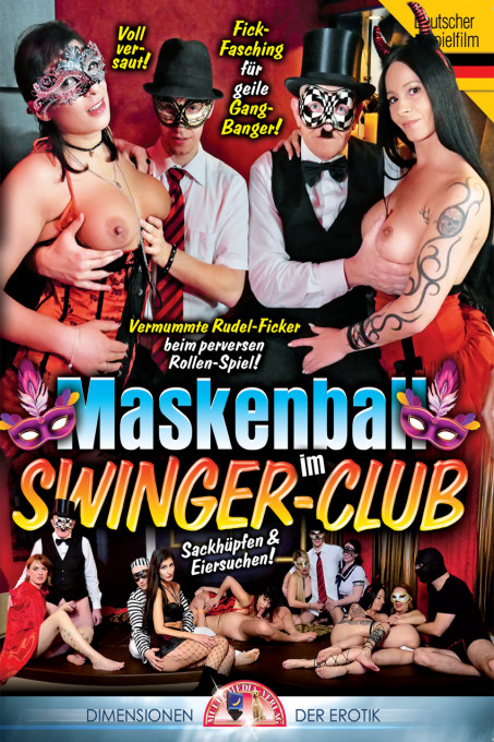 Maskenball im Swinger  Club