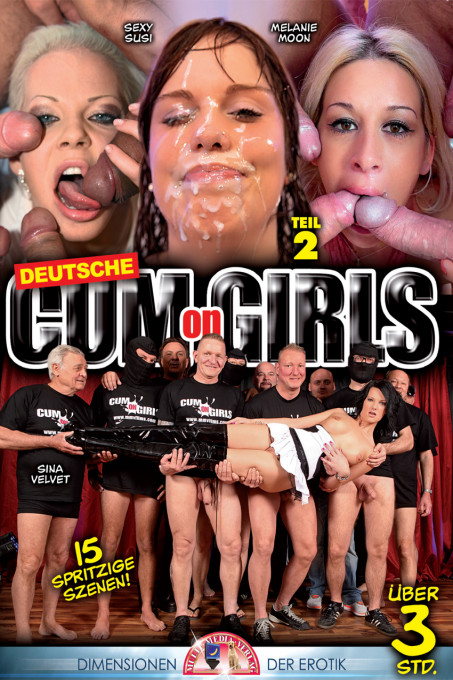 Deutsche Cum On Girls 2