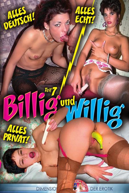 Billig und Willig 7 (Vintage)