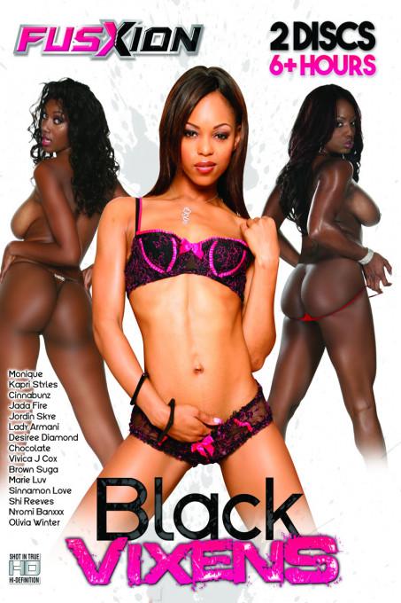 Black Vixens Part 1