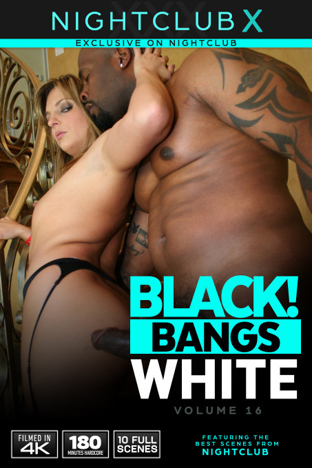 Black Bangs White 16