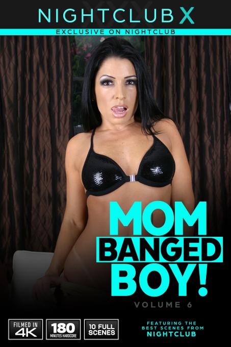 Mom Banged Boy 6