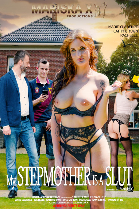 My stepmother is a slut