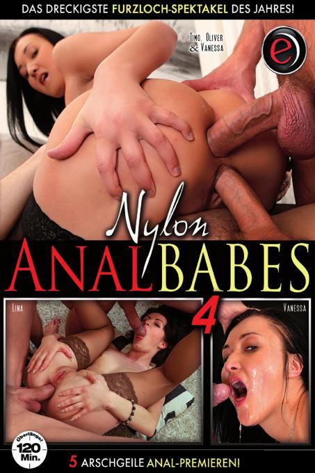 Nylon Anal Babes 4