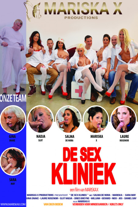 De sex Kliniek/The Slutty nurses