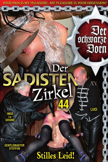 Der Sadisten Zirkel 44  Stilles Leid