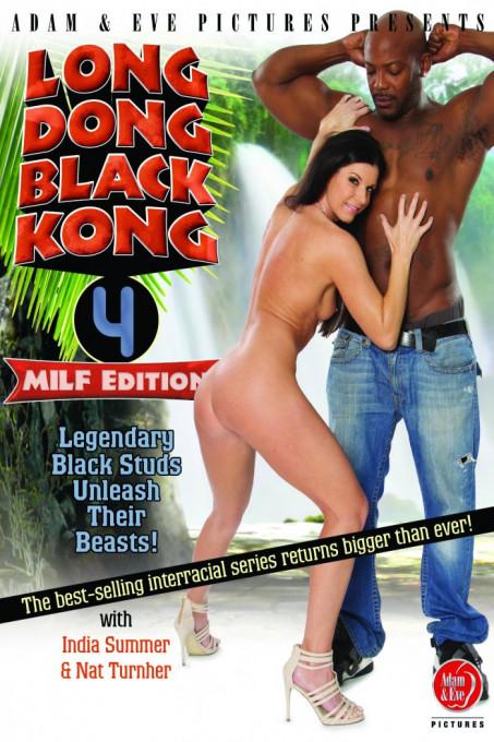 Long Dong Black Kong 4  - Milf Edition
