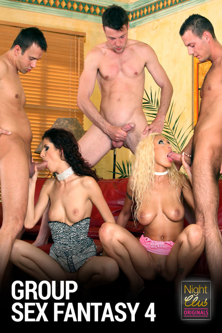 Group Sex Fantasy 4