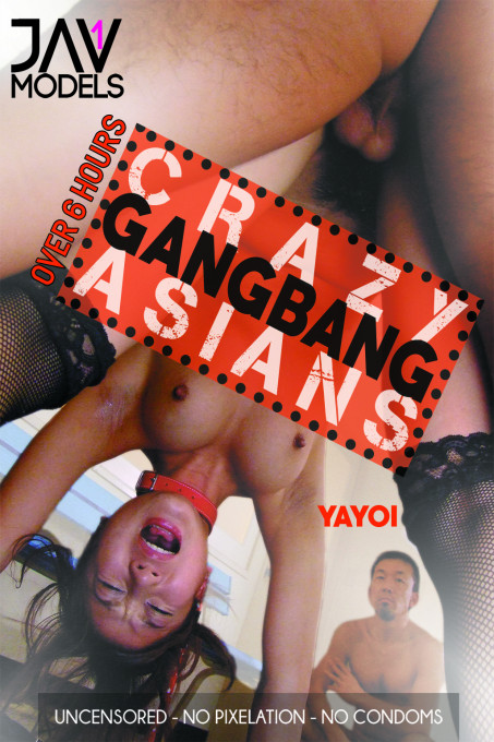 Crazy Gangbang Asians