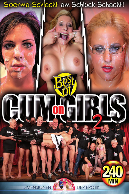 Best of Cum on Girls 2