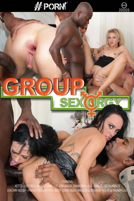 Group Sex Orgy 3