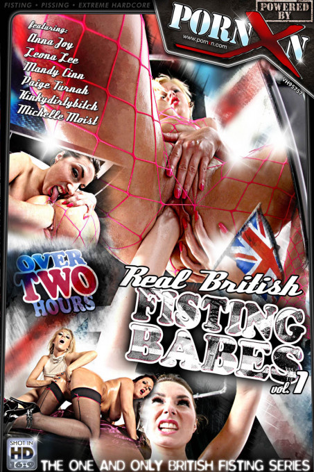 Real British Fisting Babes Vol. 1