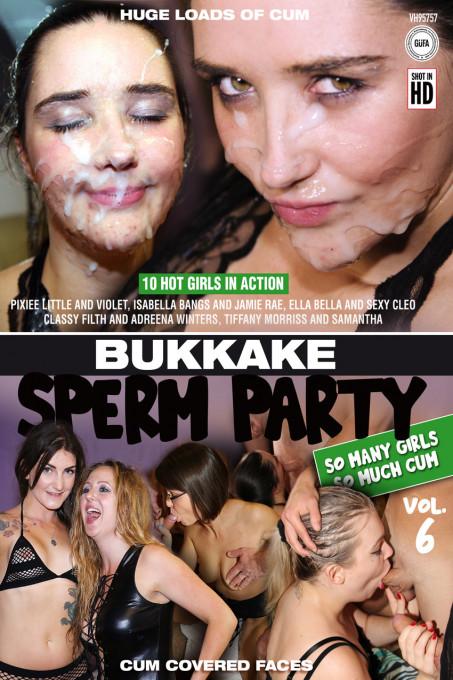Bukkake Sperm Party Volume 6