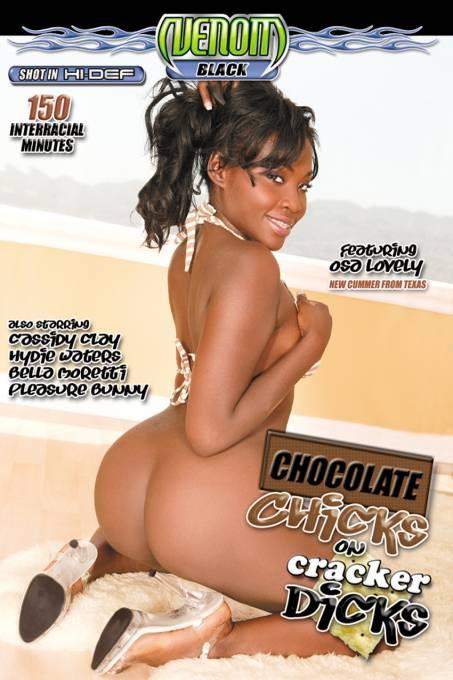Chocolate chicks on cracker dicks 1