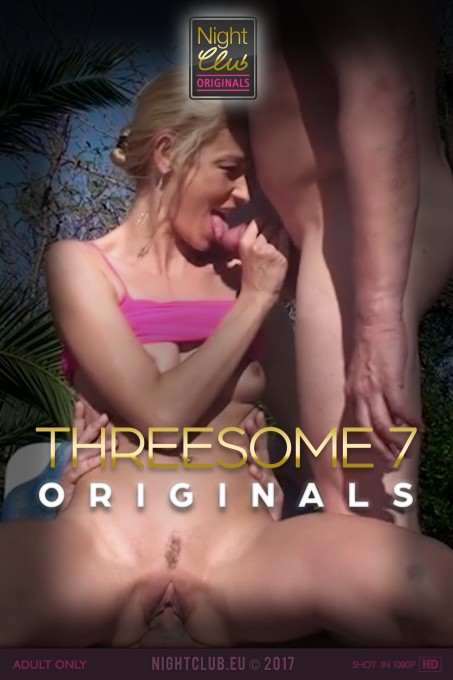 Threesome 7 - Nightclub Original Series