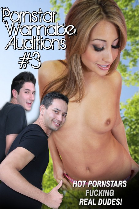 Pornstars Wannabe Auditions Volume 03