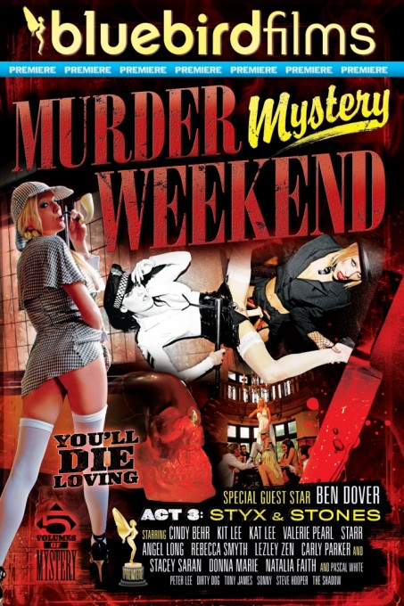 Murder Mystery Weekend Act 3