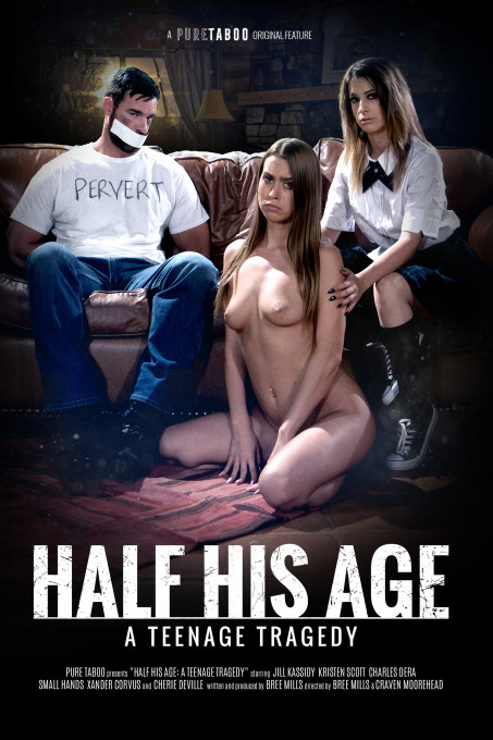 Half his age: A teenage tragedy
