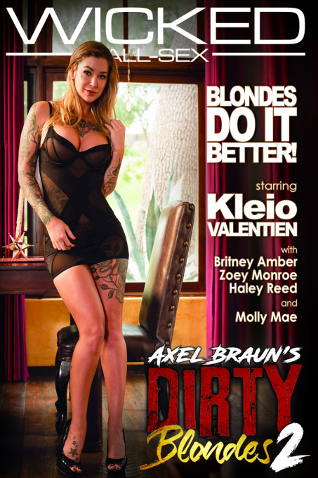 Axel Brown's Dirty blondes 2