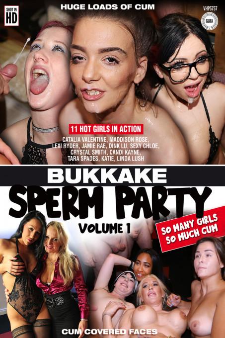 Bukkake Sperm Party Volume 1