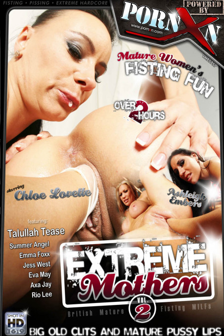 Extreme Mothers Vol. 2