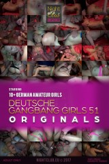 Deutsche Gangbang Girls 51 - Nightclub Amateur Series