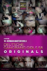 Deutsche Gangbang Girls 58 - Nightclub Amateur Series