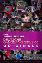 Deutsche Gangbang Girls 66 - Nightclub Amateur Series