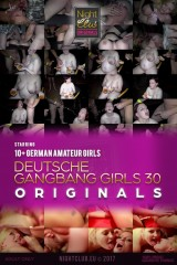 Deutsche Gangbang Girls 30 - Nightclub Amateur Series
