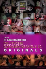 Deutsche Gangbang Girls 31 - Nightclub Amateur Series