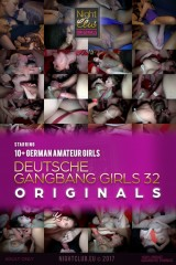 Deutsche Gangbang Girls 32 - Nightclub Amateur Series