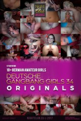 Deutsche Gangbang Girls 34 - Nightclub Amateur Series