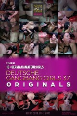 Deutsche Gangbang Girls 37 - Nightclub Amateur Series