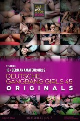 Deutsche Gangbang Girls 45 - Nightclub Amateur Series