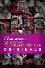 Deutsche Gangbang Girls 48 - Nightclub Amateur Series