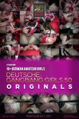 Deutsche Gangbang Girls 50 - Nightclub Amateur Series