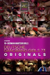 Deutsche Gangbang Girls 73 - Nightclub Amateur Series
