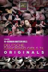 Deutsche Gangbang Girls 74 - Nightclub Amateur Series