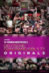 Deutsche Gangbang Girls 77 - Nightclub Amateur Series