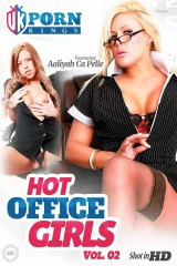 UK Hot Office Girls 2